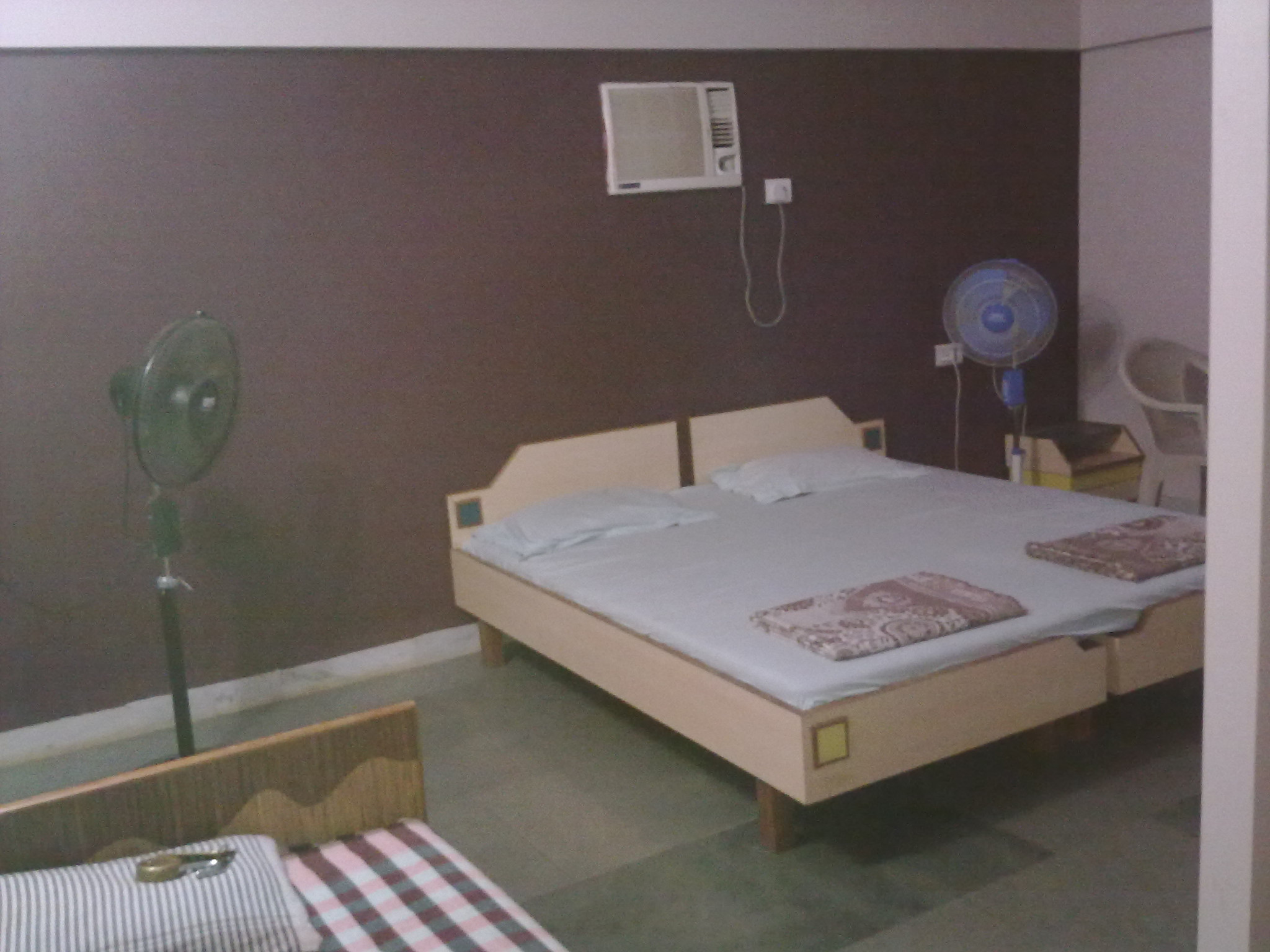 Harihareshwar Beach Resort Bedroom