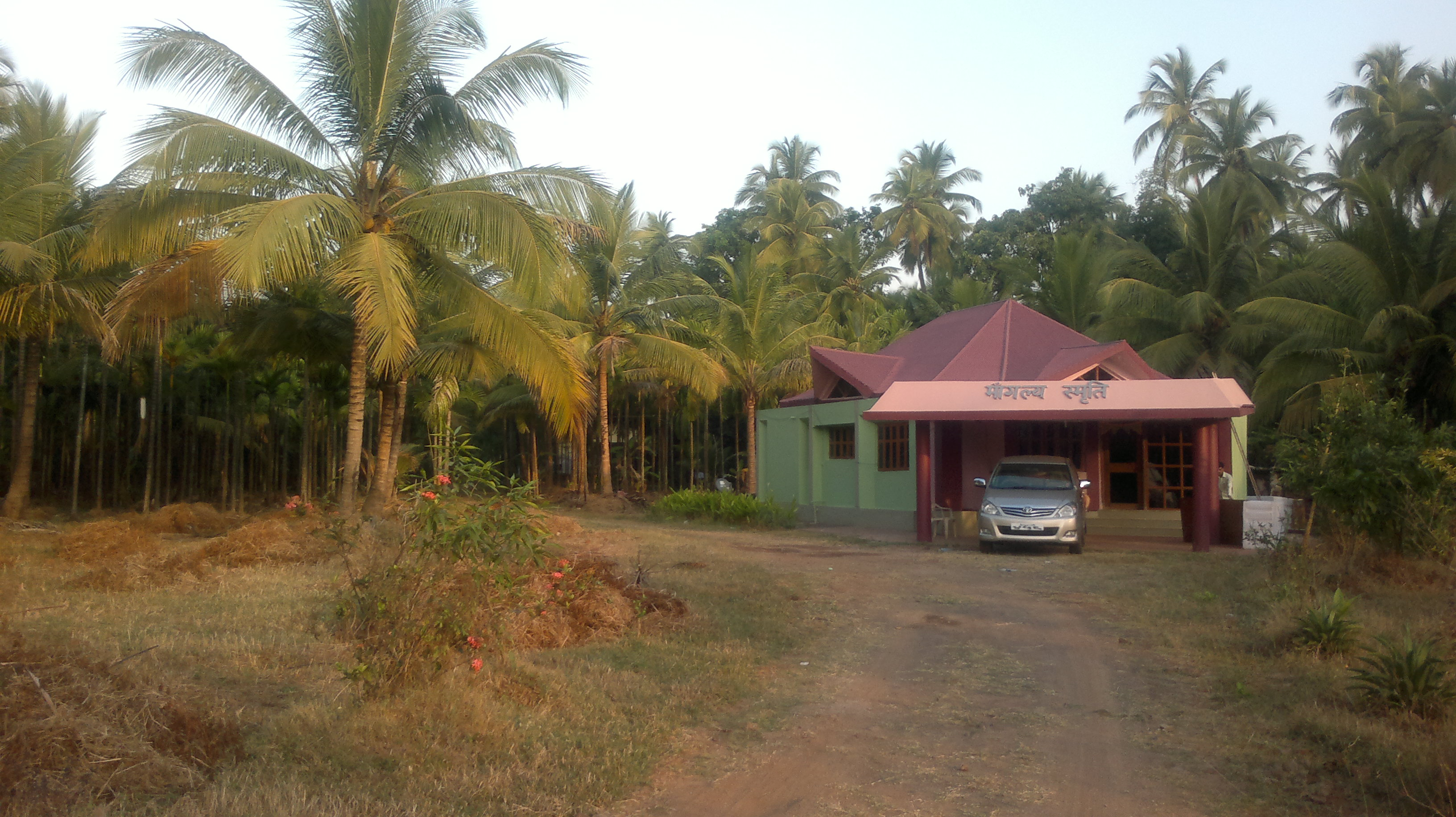 Chavan Agro Eco Tourism 2k away from Harihareshwar Beach Resort